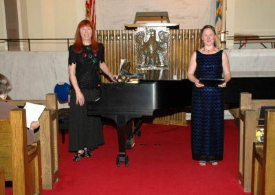 BBB and Rachel Barham [3] 25 Apr 09 concert